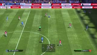 PES 2015 (PC) 1080p 60fps gameplay