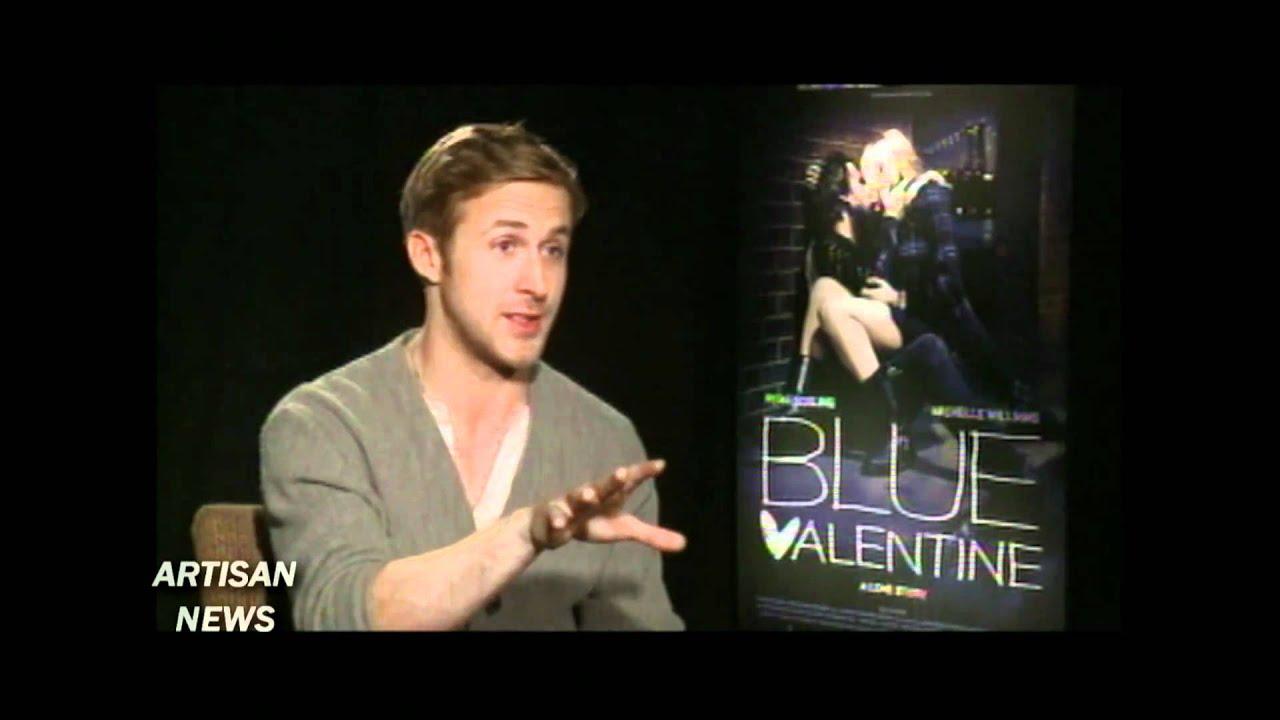 RYAN GOSLING BLUE VALENTINE INTERVIEW   YouTube