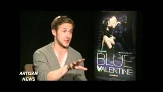 RYAN GOSLING BLUE VALENTINE INTERVIEW