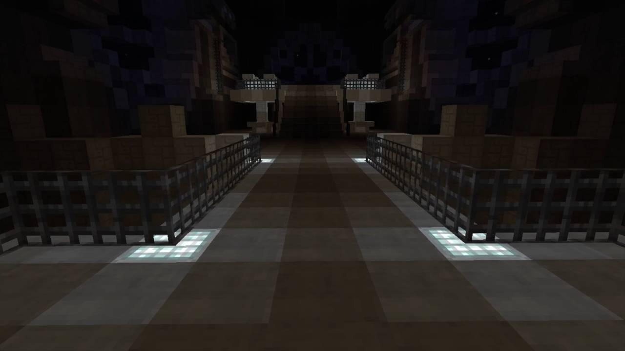 minecraft pe star wars death star map download