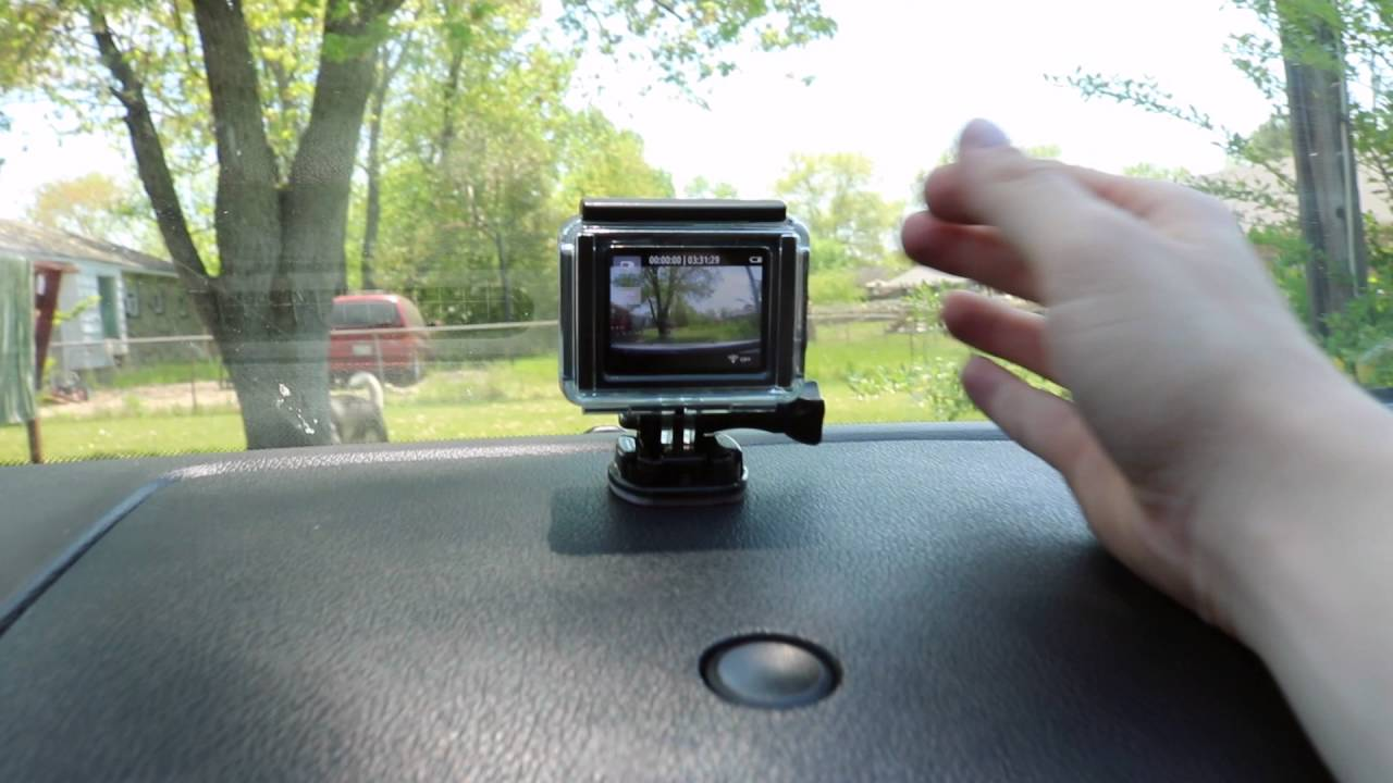 Gopro Dash Cam >> How To Install Gopro Dashcam Driving Test