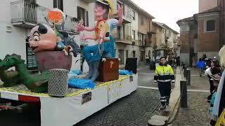 Carnevale di Galliate: sfilata di apertura