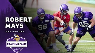 Robert Mays Discusses New-Look Minnesota Vikings Offense, Shares His Thoughts on NFC North