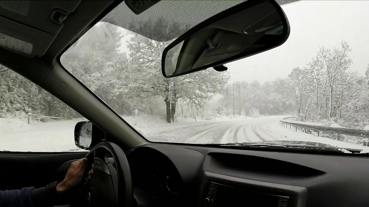 subaru neige