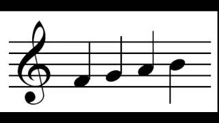 Oefening 7 voor cimbalom