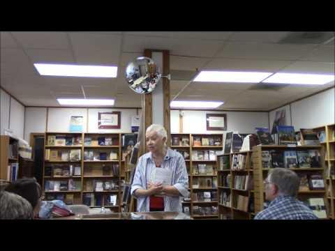 Carol Lynn Pearson (The Ghost of Eternal Polygamy)--Benchmark Books, 8/3/16