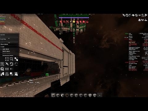 Ship Build Timelapse In Avorion