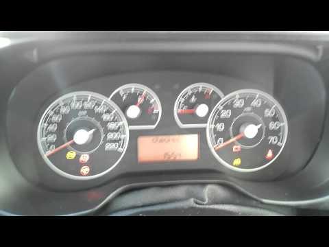 Fiat Grande Punto 1.3 Multijet EBD-ABS/failure
