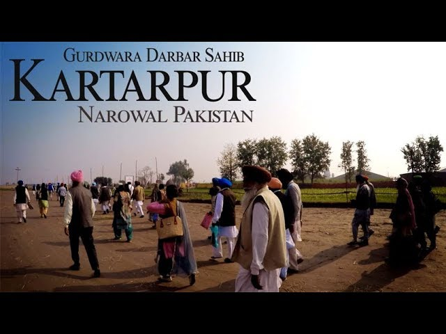 Pakistan launched Official Song On Kartarpur Corridor. #1