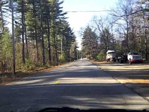 Rev3 Maine Bike Course