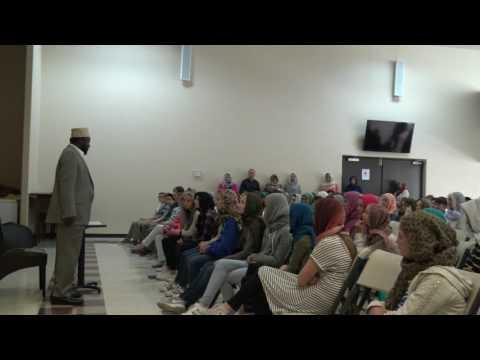 Douglas Schools Visit Colorado Muslim Society