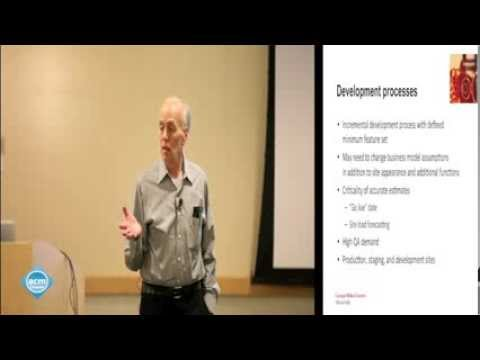 How the Internet Transformed the Software Industry -Tony Wasserman  20130515