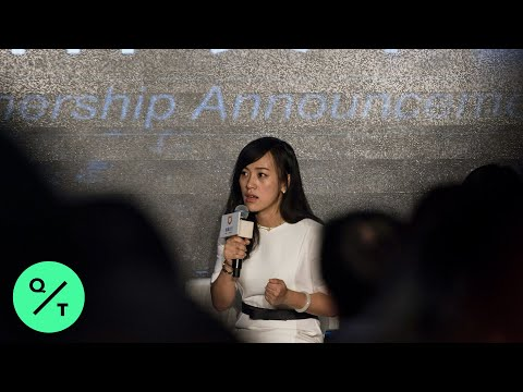 The Woman Behind The Uber of China