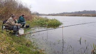 Закрытие сезона 2019 Рыбалка шашлык отдых Фидер на реке