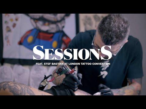 Stef Bastian Tattoos A Goddess Kali Bent Back Tattoo | Tattoodo | Sessions
