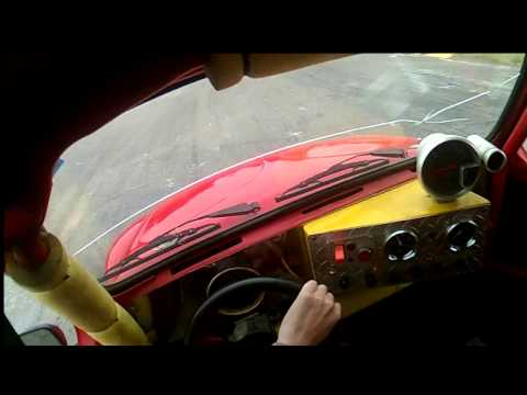 Mi primera carrera, en Autodromo Moises Solana