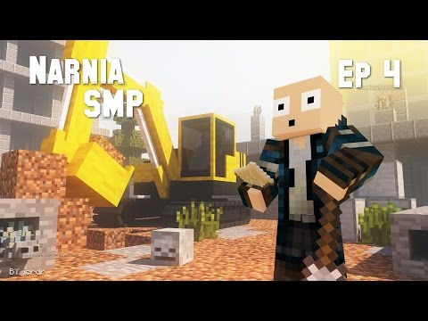Narnia SMP Ep4: Being Productive