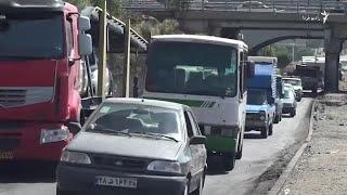 مسیر پر پیچ و خم عبور از خودروهای فرسوده
