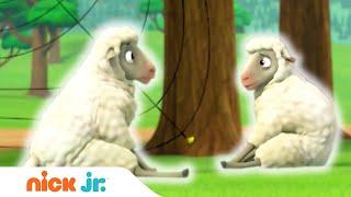 Щенячий патруль | 🐑 Щенки спасают овечек 🐑 | Nick Jr. Россия