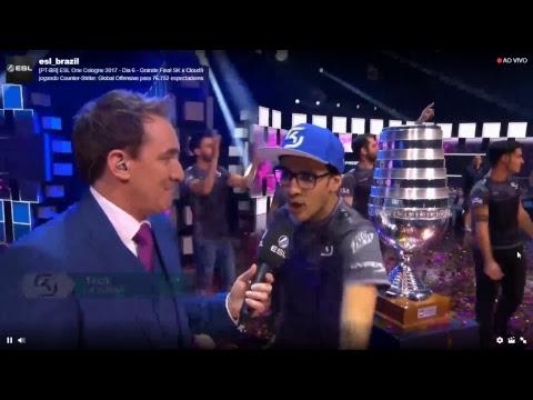 SK vs Cloud9 - ESL Cologne 2017 - FINAL