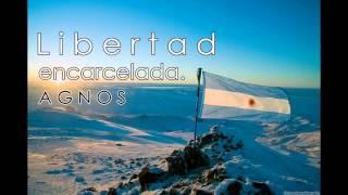 Libertad encarcelada - Agnos || RAP ARGENTINO (9 de Julio)