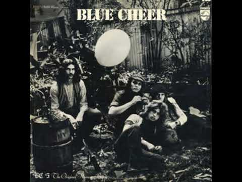 Blue Cheer - The Original Human Being  1970  (full album)