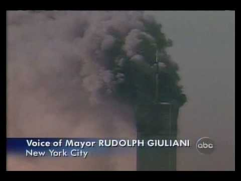 9/11: Rudy Giuliani Interview with Peter Jennings (ABC)