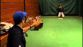 Everyday Catcher Drills