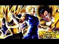 VEGETA UNITS ONLY!! | Dragon Ball Legends