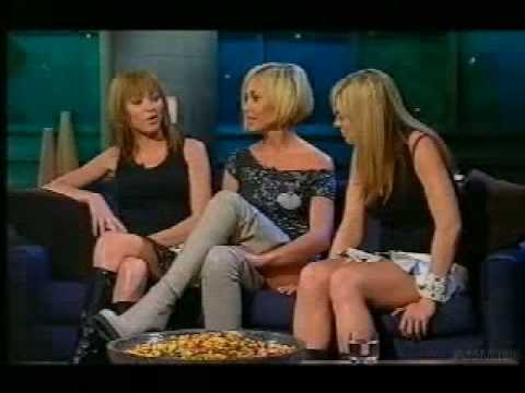 Atomic Kitten - Interview at the Rove