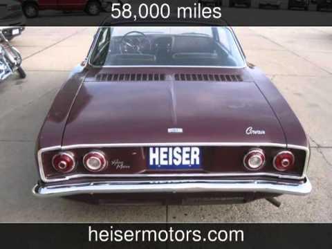 1965 chevrolet corvair used cars dickinson north dakota for Heiser motors dickinson nd