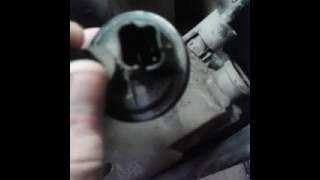 Ситроен Берлинго P0444 клапан адсорбера