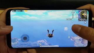 Test Game PUBG Mobile on Samsung Galaxy S8 Plus Max Settings