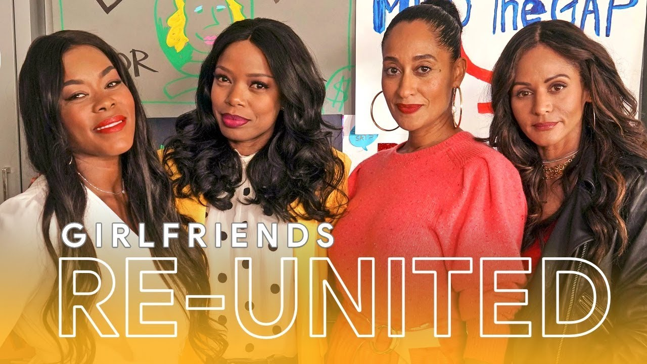 Girlfriends Cast Finally Reunites on TV
