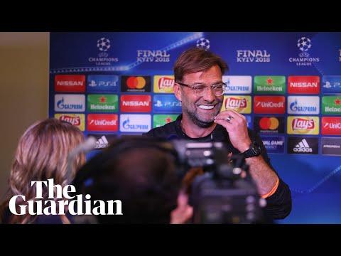 Jürgen Klopp laughs off Zinedine Zidane critics before Champions League Final