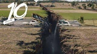 Najbardziej śmiertelne trzęsienia ziemi!
