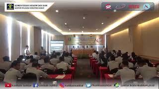 Kegiatan Rekonsiliasi Wilayah Semester II TA 2018