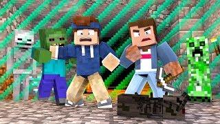 HIER WERDEN WIR STERBEN! | Minecraft Gefangen #6