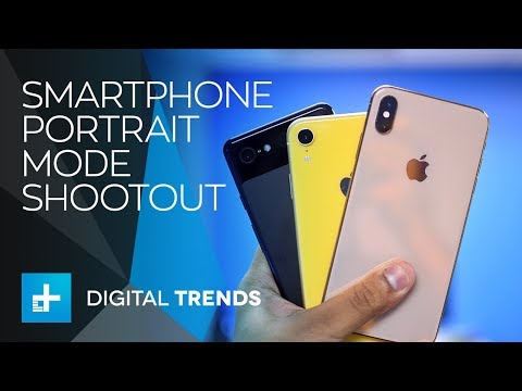 Portrait Mode Camera Shootout: iPhone XR vs. iPhone XS vs. Pixel 3