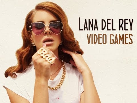 Lana Del Rey - Video Games [reggae version]