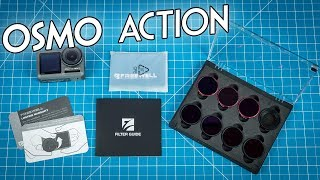 DJI Osmo Action 🎦 #06 Freewell ND & POL Filter Set