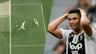 Boş kaleye gol atamayan futbolcular (Ronaldo,Neymar,dzeko
