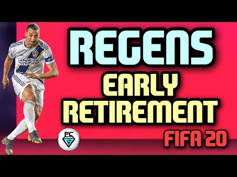 FIFA 20 REGENS: EARLY RETIREMENT