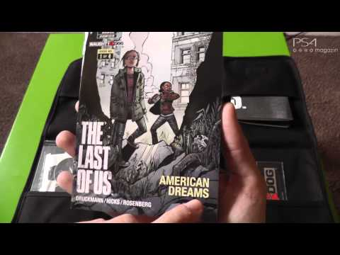 Unboxing - The Last Of Us - Ellie Edition