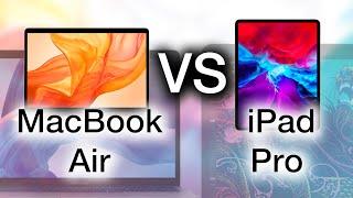 iPad Pro 2020 vs MacBook Air 2020 ¿Cuál elegir?