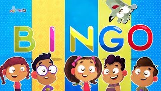 BINGO | Nursery Rhymes Kids & Baby Songs