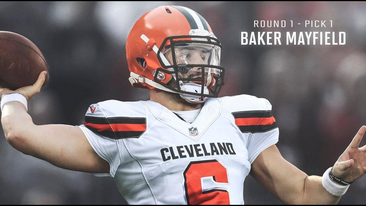 ab5ce2bdc Baker Mayfield Highlights -
