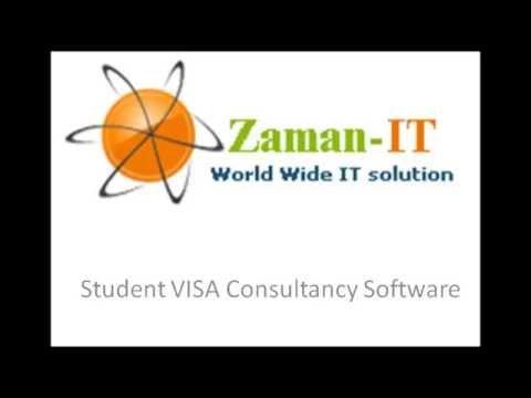 Student Visa Consultancy Software
