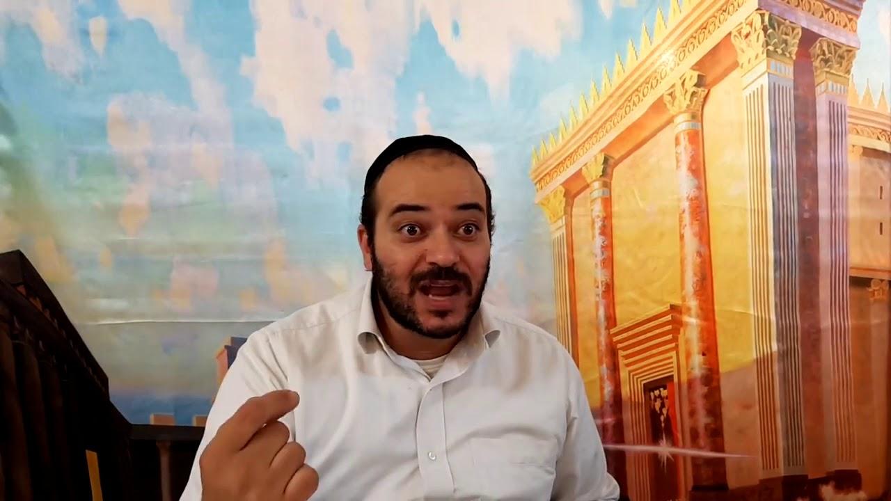 תורה רעט ליקוטי מוהרן הרב אהוד דהן