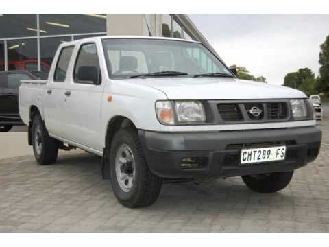 2002 Nissan Hardbody 2 7d D C 4x2 Auto For Sale On Auto Trader South Africa